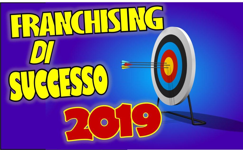 Franchiaing di successo 2019