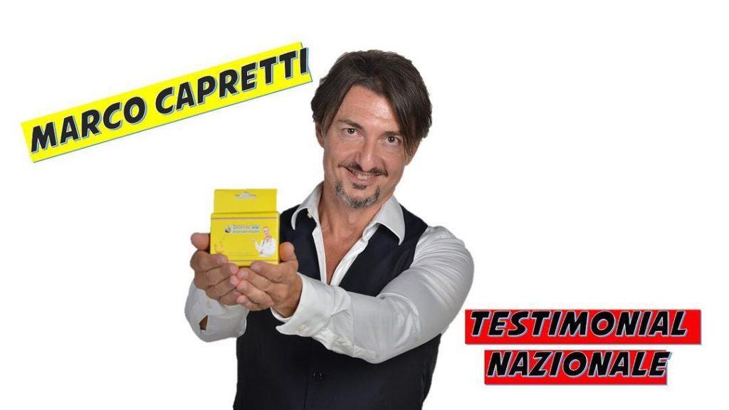 IL TESTIMONIA DI DOTTOR INK MARCO CAPRETTI